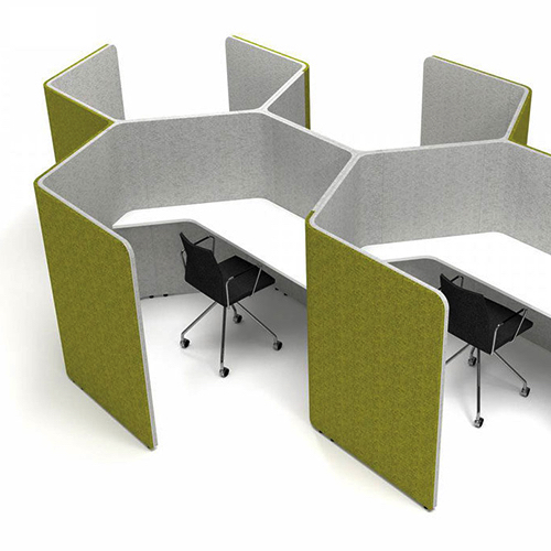 Four- Design - Den - Akustik - Kontor - Kontormoebler