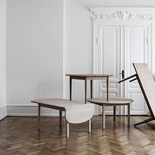 Wegner -Sofaborde- GE 80-87 - Design - Kontormoebler - Kontorindretning - Lounge