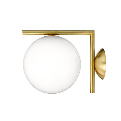 Flos - IC - LIGHTS - CW - vaeglamper -Kontorindretning---Belysning---Design---Vaeglampe