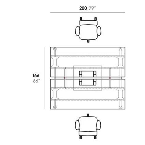 ad hoc modulopbygget skriveborde fleksibel arbejdsstation. Black Bedroom Furniture Sets. Home Design Ideas