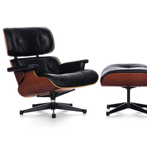 Vitra - Lounce- Chair - Eames - Laenestole - Loungemoebler - Design