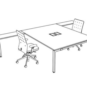 Vitra - WorKit - Skriveborde - Computerborde - Kontormoebler - DesignVitra - WorKit - Skriveborde - Computerborde - Kontormoebler - Design