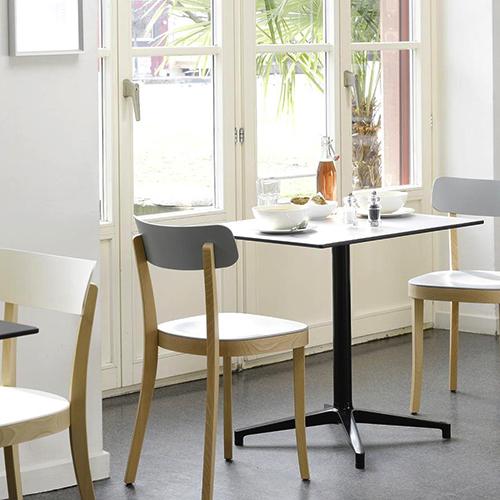Vitra - Basel - Moedestole - Kantinestole - Cafestole - Kontormoebler