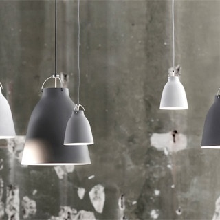 Lamper -pendel - design–Caravaggio-matt
