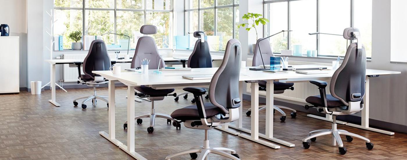 Mereo - Kontorindretning -kontormoebler