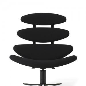 Corona - kontorindretning – loungesaet – laenestol-design