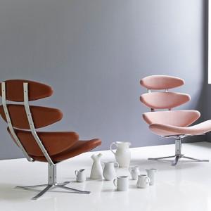 Corona – loungesaet – laenestol-design
