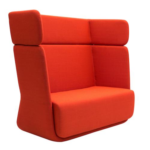 BASKET-lounge - kontorindretning – loungesaet – sofa -akustik