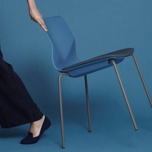 Kantinestol –Kontormoebler –Sure-konferencestole-design-stabel