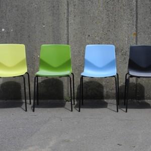 Stabelstole - farver - Sure-moedestol
