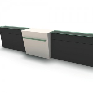 Reception - skranke - desk – kontor-Cover