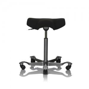 Haag-Capisco-Kontorstole - ergonomi – skrivebordsstol-sort