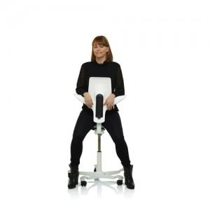 Haag-Capisco-Kontorstole - arbejdsstol – ergonomi – skrivebordsstol