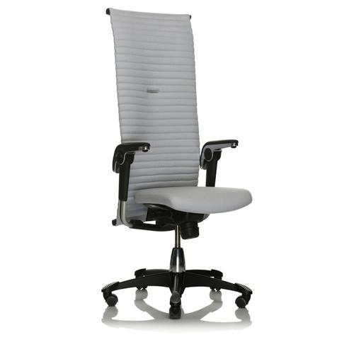 Haag-H09-Kontorstole - arbejdsstol – ergonomi - armlaen-chefstol