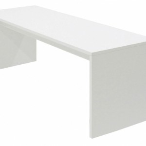 baenk - hvid - kontor -IF