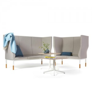 sofa - Reform - kontorindretning – loungesaet
