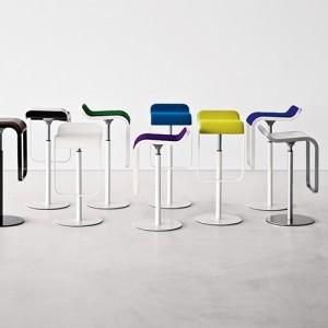Barstol – hoej stol – design – Lem