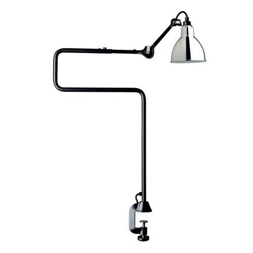 211-Lamper - Skrivebordslampe - Skrivebordslamper - Kontormoebler - Bordlampe- bordlampe-soelv