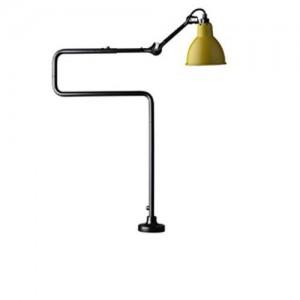 211-Skrivebordslampe - Skrivebordslamper - Kontormoebler - Bordlampe – belysning - bordlampe-gul