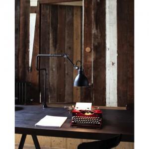 211-Skrivebordslampe - Skrivebordslamper - Kontormoebler - Bordlampe-sort