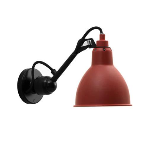 Lamper - 304 - vaeglampe-roed