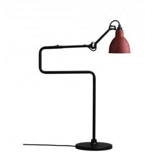 Skrivebordslampe - Skrivebordslamper - Kontormoebler - Bordlampe – belysning -317 -roed