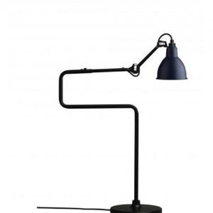 Skrivebordslampe - Skrivebordslamper - Kontormoebler - Bordlampe -317 - bordlampe-blaa