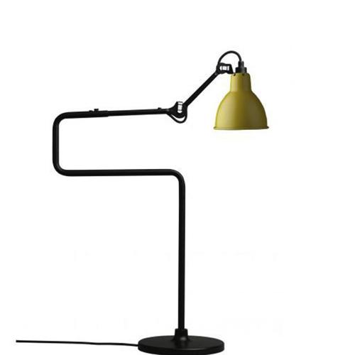 Skrivebordslampe - Skrivebordslamper - Kontormoebler - Bordlampe– 317 - bordlampe-gul
