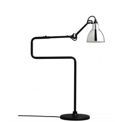 Skrivebordslampe - Skrivebordslamper - Kontormoebler - Bordlampe - 317 - bordlampe-soelv