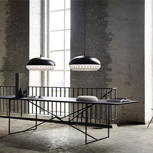 Godt Spisebordslampe Design | Keramik ZX79