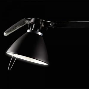 Fortebraccio- Skrivebordslampe - Skrivebordslamper - Kontormoebler - Bordlampe