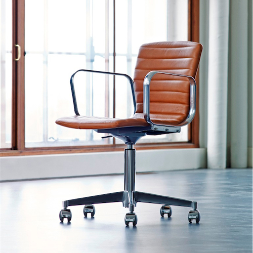 Swivel – moedestol -konferencestole-skandinavisk-design
