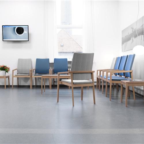 Session– kontorindretning -konferencestole-skandinavisk