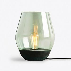 Bowl- Skrivebordslampe - Skrivebordslamper - Kontormoebler - Bordlampe-gloedepaere