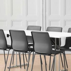 Ana -Kantinestol – moedestol – kontorindretning -konferencestole-stabelstole