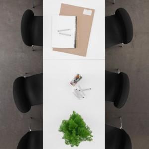 Kantinebord-moedebord-Noor -hvidt