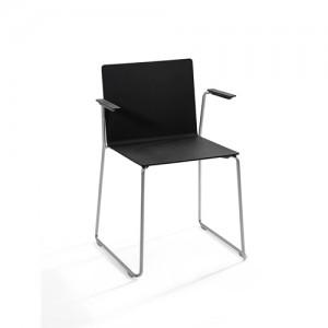 Dry – moedestol – kontorindretning -konferencestole-armlaen