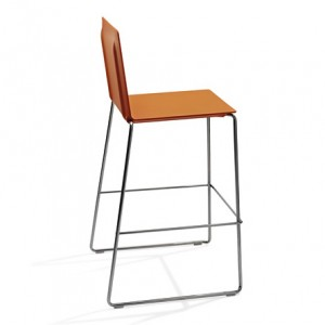 Barstol – hoej stol – design –Dry