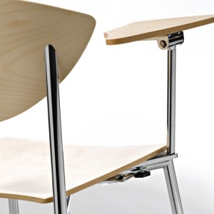 Kantinestol – moedestol – Must -konferencestole-med-bord