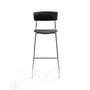 Barstol – hoej stol – Pure
