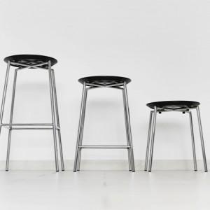 Barstol – hoej stol – Pure – kontorindretning-skammel