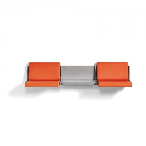 Modulsofa -Seatdown - kontorindretning – loungesaet