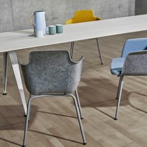 Tono -Kantinestol – moedestol – kontorindretning -konferencestole-baeredygtige