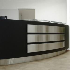 Base-Reception - skranke - desk – kontor