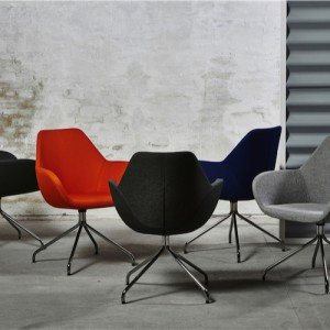 lounge - Torso – loungesaet - Kontormoebler - kontor