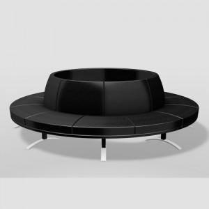 Modulsofa - Ufo- kontorindretning – loungesaet