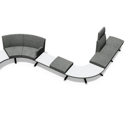 Modulsofa - lounge - Ufo – loungesaet