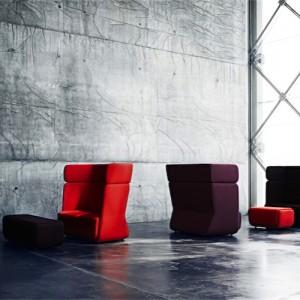 Basket - kontorindretning – loungesaet- Kontormoebler - kontor