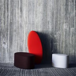 Puf - bon- kontorindretning – loungesaet
