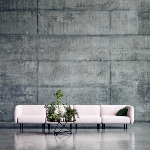 Elle -Modulsofa - lounge - kontorindretning – loungesaet
